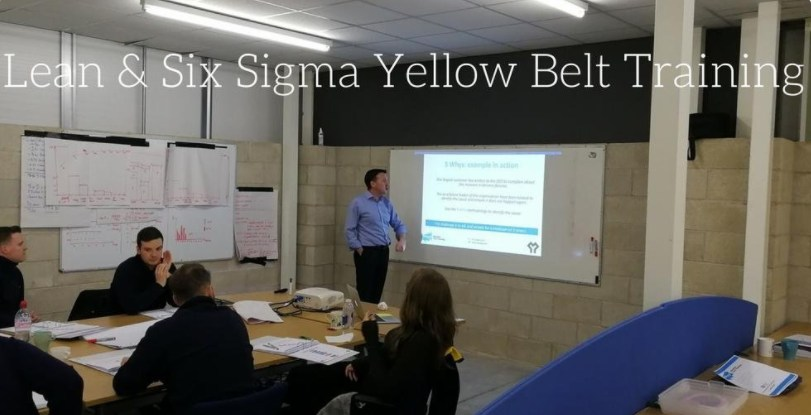lean six sigma training 1